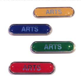 ARTS badge